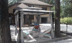 UTAN-шатер от солнца